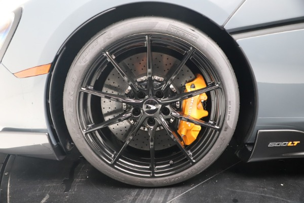 Used 2019 McLaren 600LT for sale $279,900 at Alfa Romeo of Westport in Westport CT 06880 16