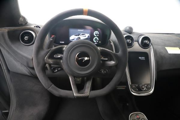 Used 2019 McLaren 600LT for sale $279,900 at Alfa Romeo of Westport in Westport CT 06880 18
