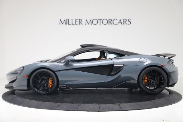 Used 2019 McLaren 600LT for sale $279,900 at Alfa Romeo of Westport in Westport CT 06880 2
