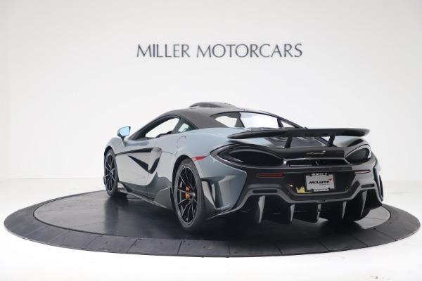 Used 2019 McLaren 600LT for sale $279,900 at Alfa Romeo of Westport in Westport CT 06880 4