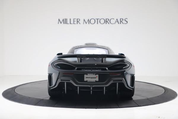 Used 2019 McLaren 600LT for sale $279,900 at Alfa Romeo of Westport in Westport CT 06880 5
