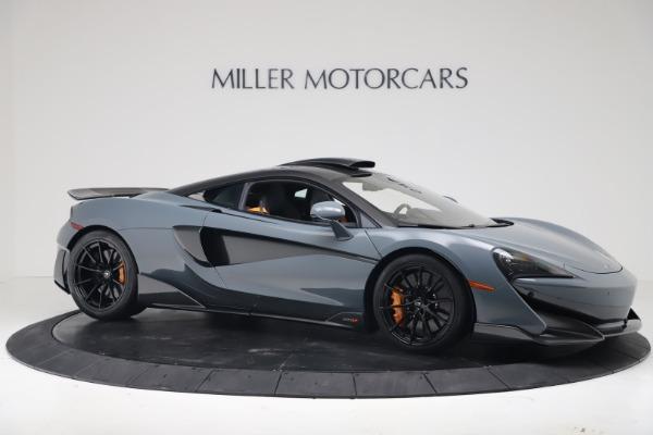 Used 2019 McLaren 600LT for sale $279,900 at Alfa Romeo of Westport in Westport CT 06880 9