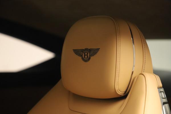 New 2020 Bentley Continental GT V8 for sale $239,445 at Alfa Romeo of Westport in Westport CT 06880 20