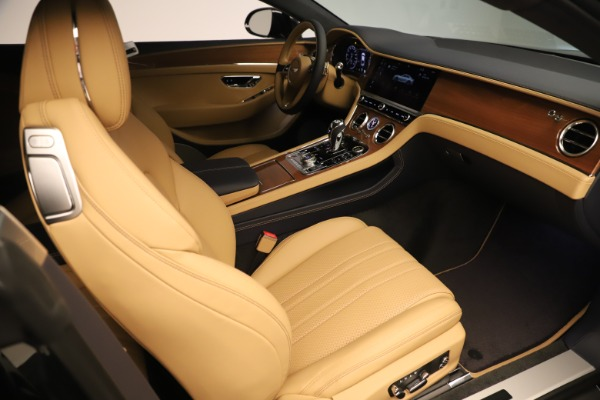 New 2020 Bentley Continental GT V8 for sale $239,445 at Alfa Romeo of Westport in Westport CT 06880 23