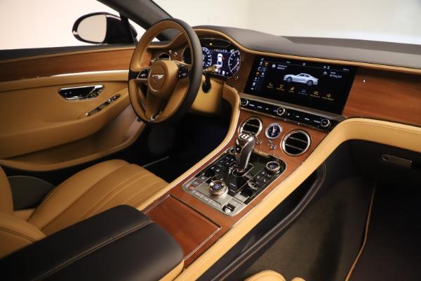 New 2020 Bentley Continental GT V8 for sale $239,445 at Alfa Romeo of Westport in Westport CT 06880 26