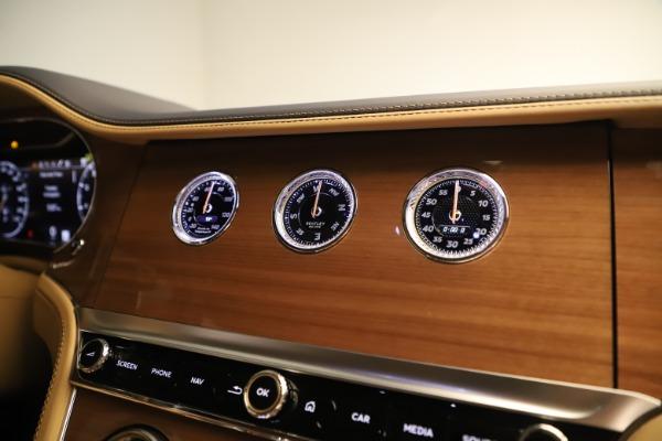 New 2020 Bentley Continental GT V8 for sale $239,445 at Alfa Romeo of Westport in Westport CT 06880 27