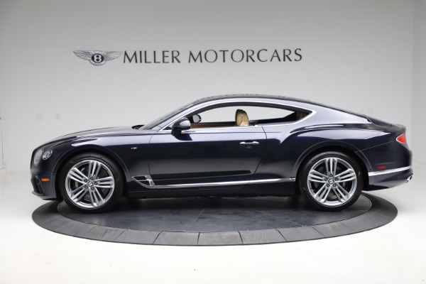 New 2020 Bentley Continental GT V8 for sale $239,445 at Alfa Romeo of Westport in Westport CT 06880 3