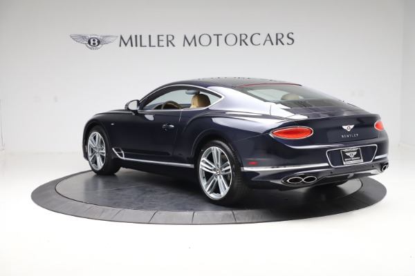 New 2020 Bentley Continental GT V8 for sale $239,445 at Alfa Romeo of Westport in Westport CT 06880 5