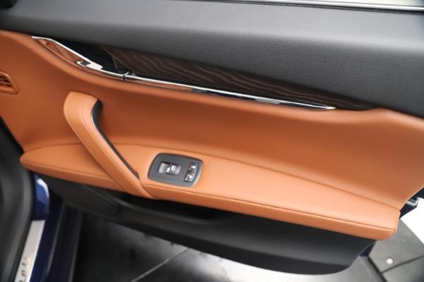 New 2019 Maserati Quattroporte S Q4 for sale Sold at Alfa Romeo of Westport in Westport CT 06880 20