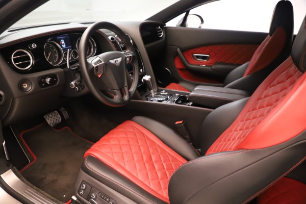 Used 2016 Bentley Continental GT V8 S for sale Sold at Alfa Romeo of Westport in Westport CT 06880 20