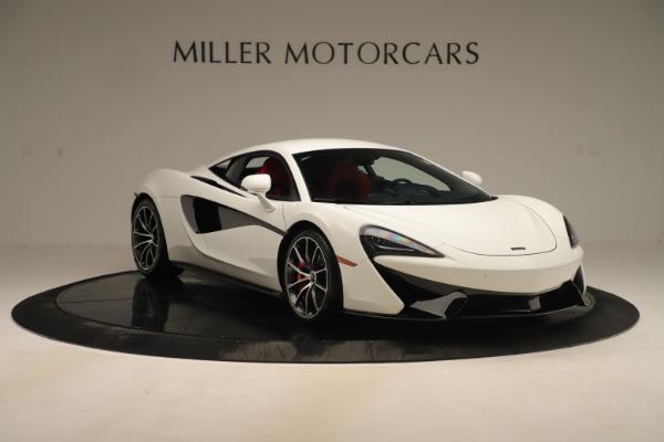 New 2020 McLaren 570S for sale $215,600 at Alfa Romeo of Westport in Westport CT 06880 10