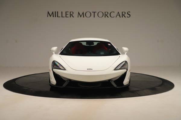 New 2020 McLaren 570S for sale $215,600 at Alfa Romeo of Westport in Westport CT 06880 11