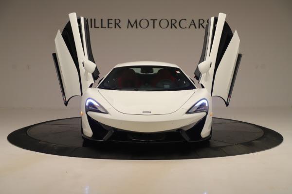 New 2020 McLaren 570S Coupe for sale $215,600 at Alfa Romeo of Westport in Westport CT 06880 12