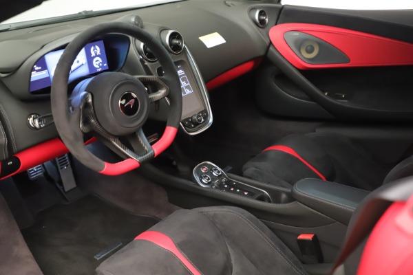 New 2020 McLaren 570S Coupe for sale $215,600 at Alfa Romeo of Westport in Westport CT 06880 16