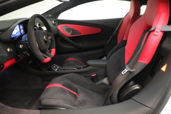 New 2020 McLaren 570S for sale $215,600 at Alfa Romeo of Westport in Westport CT 06880 17