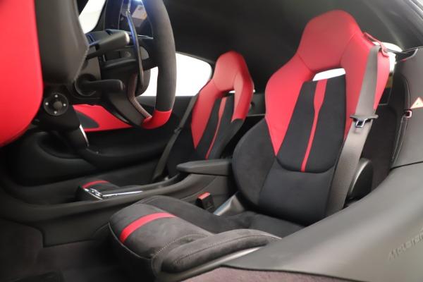 New 2020 McLaren 570S Coupe for sale $215,600 at Alfa Romeo of Westport in Westport CT 06880 18