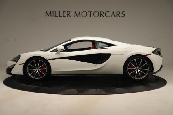 New 2020 McLaren 570S for sale $215,600 at Alfa Romeo of Westport in Westport CT 06880 2