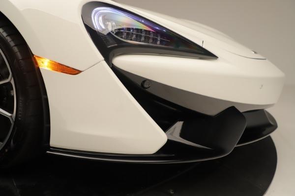 New 2020 McLaren 570S for sale $215,600 at Alfa Romeo of Westport in Westport CT 06880 22