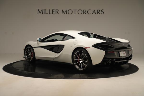 New 2020 McLaren 570S Coupe for sale $215,600 at Alfa Romeo of Westport in Westport CT 06880 3