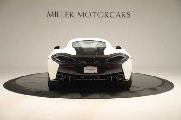 New 2020 McLaren 570S Coupe for sale $215,600 at Alfa Romeo of Westport in Westport CT 06880 5