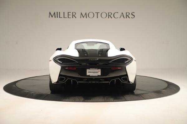 New 2020 McLaren 570S for sale $215,600 at Alfa Romeo of Westport in Westport CT 06880 5