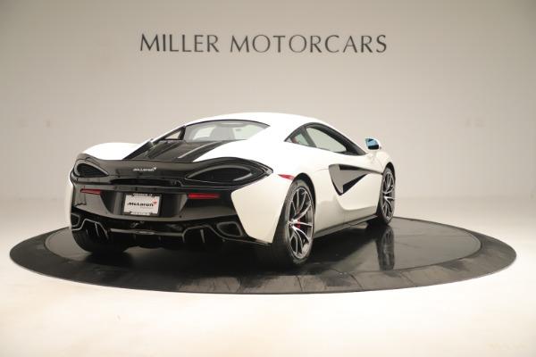 New 2020 McLaren 570S for sale $215,600 at Alfa Romeo of Westport in Westport CT 06880 6