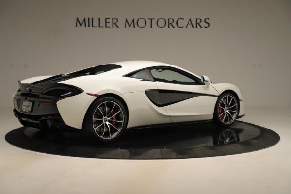 New 2020 McLaren 570S for sale $215,600 at Alfa Romeo of Westport in Westport CT 06880 7
