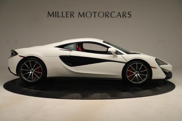 New 2020 McLaren 570S for sale $215,600 at Alfa Romeo of Westport in Westport CT 06880 8