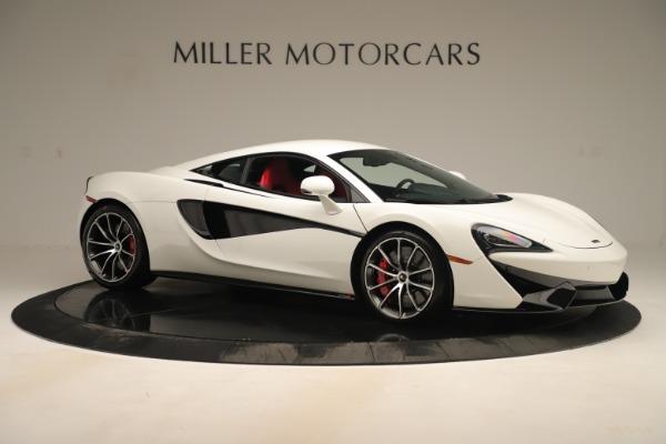 New 2020 McLaren 570S for sale $215,600 at Alfa Romeo of Westport in Westport CT 06880 9