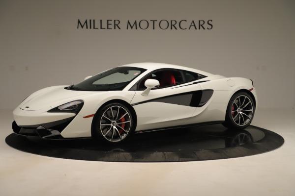 New 2020 McLaren 570S for sale $215,600 at Alfa Romeo of Westport in Westport CT 06880 1