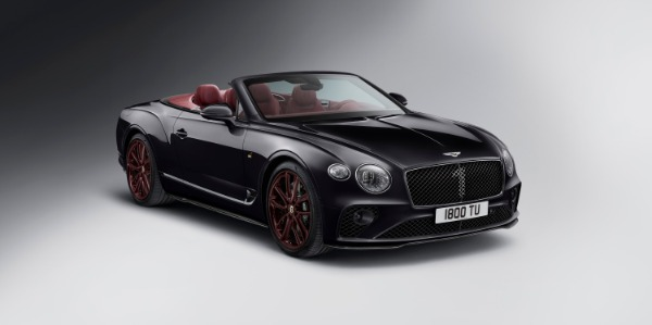 New 2020 Bentley Continental GTC W12 Number 1 Edition by Mulliner for sale Sold at Alfa Romeo of Westport in Westport CT 06880 3