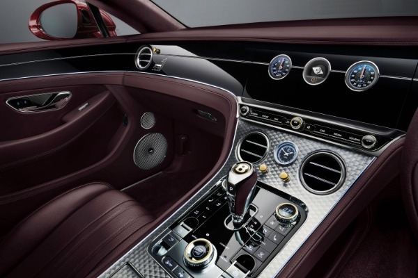 New 2020 Bentley Continental GTC W12 Number 1 Edition by Mulliner for sale Sold at Alfa Romeo of Westport in Westport CT 06880 4