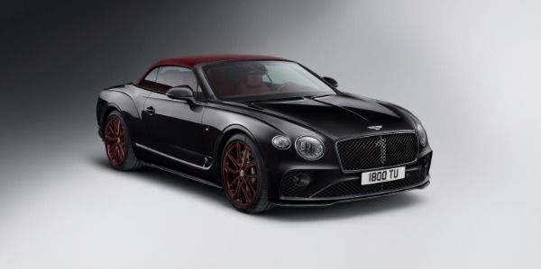 New 2020 Bentley Continental GTC W12 Number 1 Edition by Mulliner for sale Sold at Alfa Romeo of Westport in Westport CT 06880 1