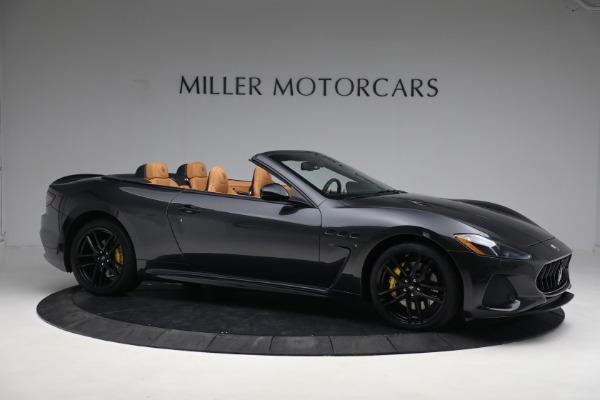 New 2019 Maserati GranTurismo MC Convertible for sale $176,595 at Alfa Romeo of Westport in Westport CT 06880 10