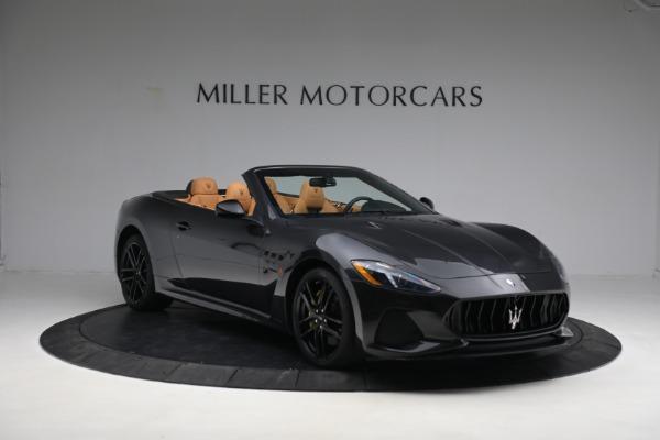 New 2019 Maserati GranTurismo MC Convertible for sale $176,595 at Alfa Romeo of Westport in Westport CT 06880 11