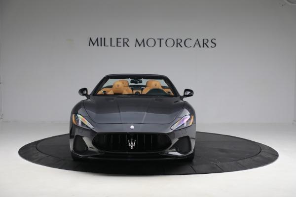New 2019 Maserati GranTurismo MC Convertible for sale $176,595 at Alfa Romeo of Westport in Westport CT 06880 12
