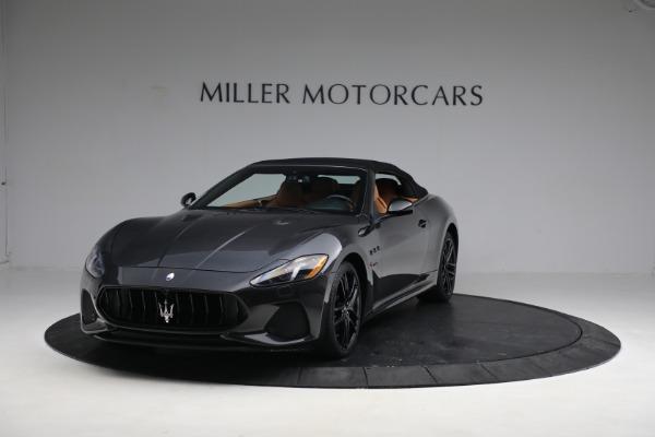 New 2019 Maserati GranTurismo MC Convertible for sale $176,595 at Alfa Romeo of Westport in Westport CT 06880 13
