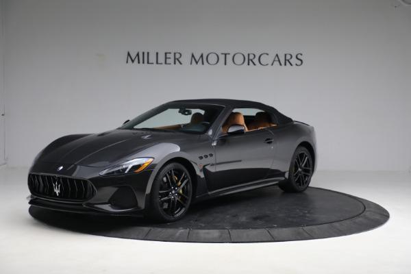 New 2019 Maserati GranTurismo MC Convertible for sale $176,595 at Alfa Romeo of Westport in Westport CT 06880 14