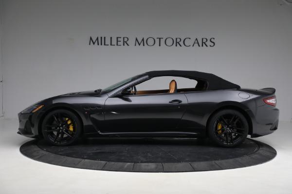 New 2019 Maserati GranTurismo MC Convertible for sale $176,595 at Alfa Romeo of Westport in Westport CT 06880 15