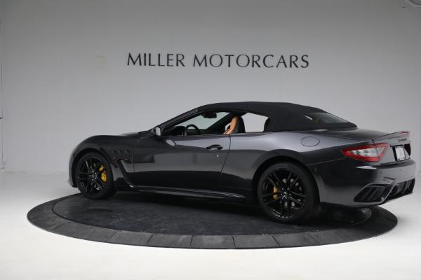 New 2019 Maserati GranTurismo MC Convertible for sale $176,595 at Alfa Romeo of Westport in Westport CT 06880 16