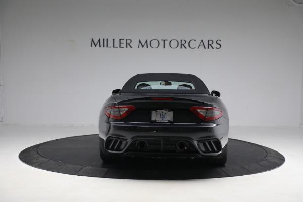 New 2019 Maserati GranTurismo MC Convertible for sale $176,595 at Alfa Romeo of Westport in Westport CT 06880 18