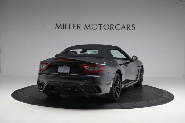 New 2019 Maserati GranTurismo MC Convertible for sale $176,595 at Alfa Romeo of Westport in Westport CT 06880 19