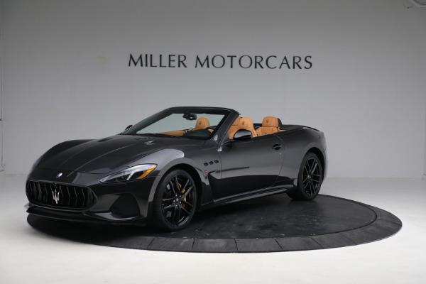 New 2019 Maserati GranTurismo MC Convertible for sale $176,595 at Alfa Romeo of Westport in Westport CT 06880 2