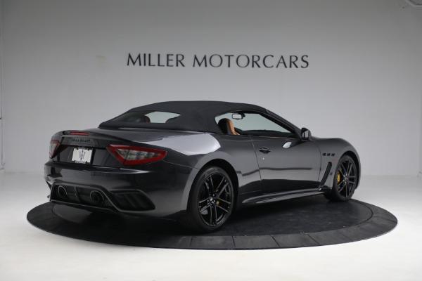 New 2019 Maserati GranTurismo MC Convertible for sale $176,595 at Alfa Romeo of Westport in Westport CT 06880 20