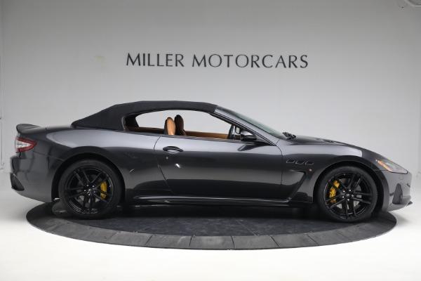 New 2019 Maserati GranTurismo MC Convertible for sale $176,595 at Alfa Romeo of Westport in Westport CT 06880 21