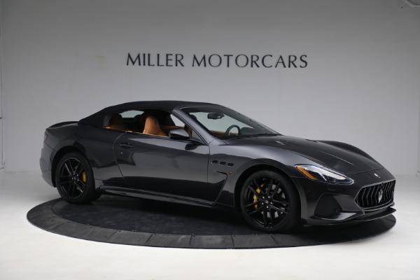 New 2019 Maserati GranTurismo MC Convertible for sale $176,595 at Alfa Romeo of Westport in Westport CT 06880 22