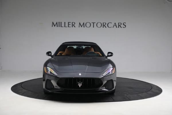 New 2019 Maserati GranTurismo MC Convertible for sale $176,595 at Alfa Romeo of Westport in Westport CT 06880 24