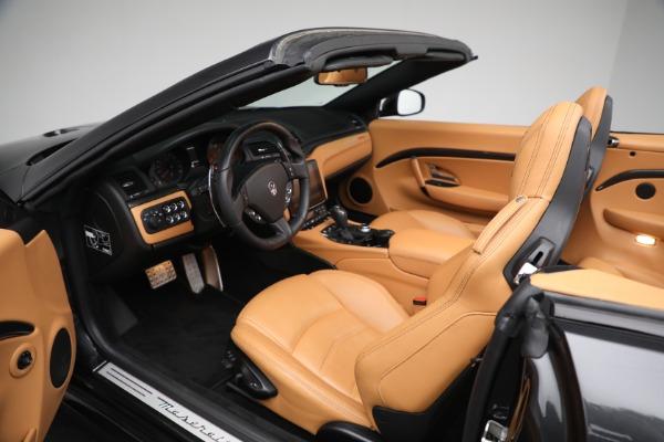 New 2019 Maserati GranTurismo MC Convertible for sale $176,595 at Alfa Romeo of Westport in Westport CT 06880 25