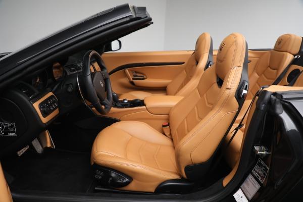 New 2019 Maserati GranTurismo MC Convertible for sale $176,595 at Alfa Romeo of Westport in Westport CT 06880 26