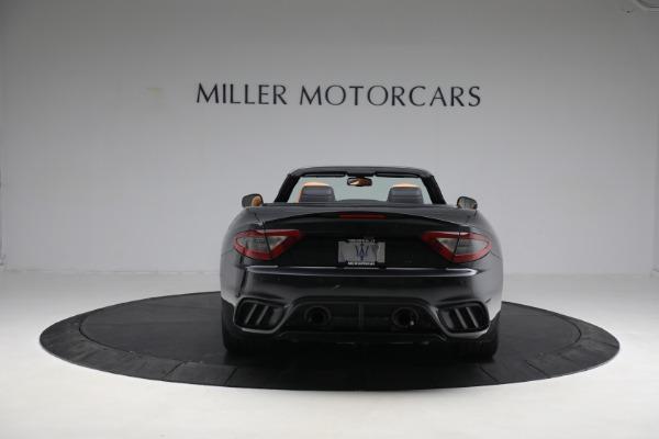 New 2019 Maserati GranTurismo MC Convertible for sale $176,595 at Alfa Romeo of Westport in Westport CT 06880 6